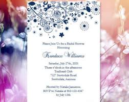 online invitations with rsvp online invitations etsy