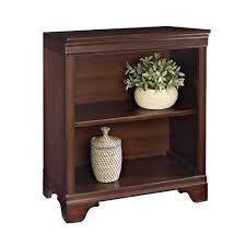 Sauder Premier 5 Shelf Composite Wood Bookcase by E Ready Belcourt Delmont Cherry Open Bookcase Er Blc Obk31 D The