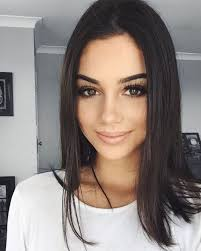 how to see yourself in a different hair color best 25 dark brown ideas on pinterest dark brown hair