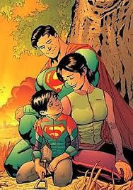 superman wedding album superman and lois