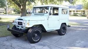 beach cruiser jeep toyota land cruiser classics for sale classics on autotrader