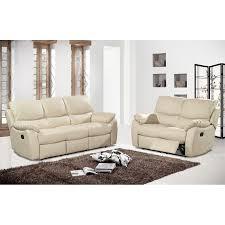 cream leather sofa home design ideas