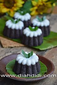 membuat kue dari tepung ketan diah didi s kitchen uji coba tepung ketan hitam produk baru