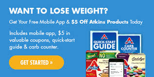 low carb diet program and weight loss plan atkins