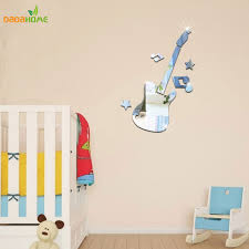 Home Decoration Stickers by Compare Prices On Guitar Wall Decoration Online Shopping Buy Low