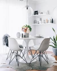 ikea small dining table ikea u0027docksta u0027 tulipe table oh eight oh nine for the home