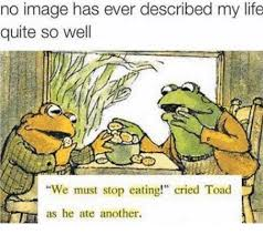 Eating Meme - 25 best memes about we must stop eating cried toad we must