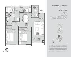 godrej azure floor plans