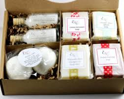 Bathroom Gift Baskets Spa Kits U0026 Gifts Etsy