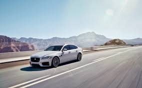 hd background jaguar xf s awd car white color side view wallpaper
