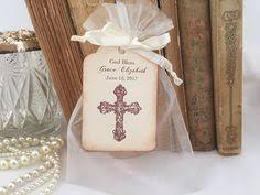 baptism favor 25 pcs baptism rosary favor cards christening by avaandcompany