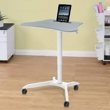 laptop desk for couch laptop desks stands you ll love wayfair