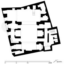 madrasa wa masjid al amir mithqal al anuqi floor plan of madrasa