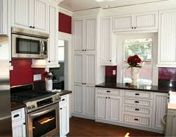 White Kitchen Cabinets Will Make Your Las Vegas Kitchen Sparkle - Beadboard kitchen cabinets