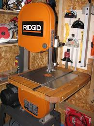 14 Band Saw Review Fine Woodworking by Review Ridgid Bs1400 Band Saw By Ferstler Lumberjocks Com