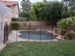 Backyard City Pools by Swimming Pool Fence Ideas Fencing Diy Loversiq