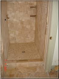 Shower Tile Installation Bathroom Remodeling In Alpharetta Ga Shower Travertine Tile