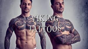 viking tattoos youtube