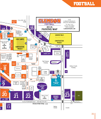 Clemson University Map Iptay 2016 Membership Brochure By Clemson Tigers Issuu