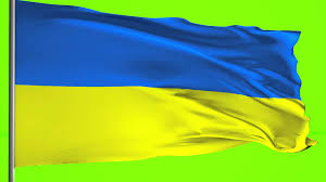 Ukraine Flag Ukraine Flag Free Green Screen Footage Youtube