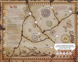 World Treasure Map by Treasure Map Answers Pirate101 Free Online Game