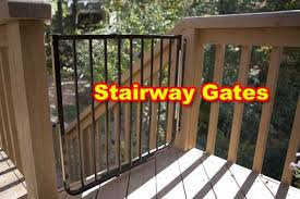 complete selection of stair gates stairway safety gate barriers