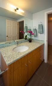 Bamboo Vanity Bathroom Remodel Projects U2014 Santa Cruz Design Build