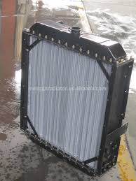 truck cooling system heavy truck radiator for man tg a 81061016487