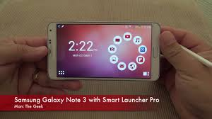 smart launcher pro apk samsung galaxy note 3 with smart launcher pro