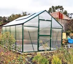 Hobby Greenhouses Grange 3 4000 Polycarbonate Greenhouses Australia Glasshouses