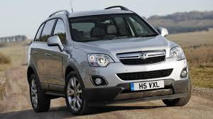 vauxhall antara review top gear
