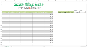 Small Business Tax Spreadsheet by Business Mileage Tracker Savvy Spreadsheets