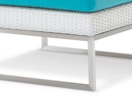 Modern Outdoor Wicker Furniture Modern Outdoor Conversation Set Wicker Patio Furniture Crema White