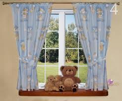 Childrens Nursery Curtains by Junior Kids Baby Room Nursery Window Curtains Tape Pencil Pleat