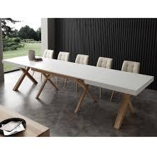 Esszimmertisch Quadratisch Ausziehbar Ausziehbarer Tisch Aus Massivholz Rico
