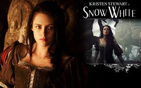snow white huntsman kristen stewart walldevil