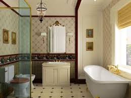 beige and brown bathroom tiles square shape small pool standing