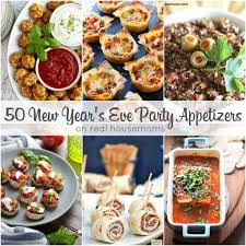 light appetizers for parties 50 new year s eve party appetizers real housemoms
