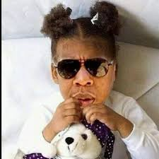 Blue Ivy Meme - jay z beyonce and blue ivy updates paper