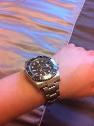 small wrist submariner ceramic size rolex forums rolex forum