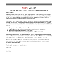 best agriculture environment cover letter sles livecareer