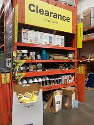 home depot penny shopping guide clearance items marked to 0 01