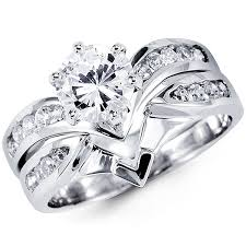 White Gold Wedding Rings by White Gold Wedding Rings Sets Wedding Corners
