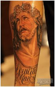 sad jesus tattoos tattoos jesus and