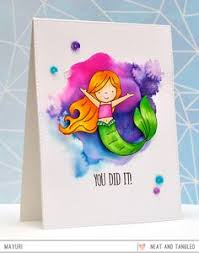 C 226 U Like Everywhere - unicorn card unicorn thank you thank you card thank you card