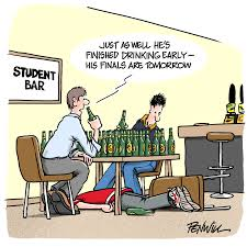 cartoon alcohol the medical council on alcohol students