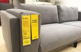 ikea sofa sale 24 earth shattering ikea savings hacks the krazy coupon lady