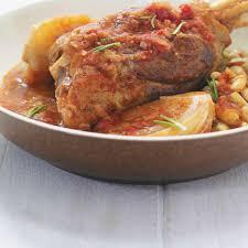 cuisiner fenouil braisé braisé de jarrets d agneau aux tomates et au fenouil ricardo