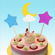 moon and stars baby shower decorations home design