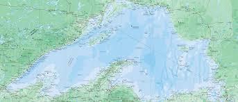 Michigan Lighthouses Map by Lake Superior Circle Tour U2013 Take A Trip Around Lake Superior The